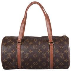 Louis Vuitton Monogram Canvas Papillon Bag