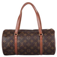 Louis Vuitton Monogram Canvas Papillon Bag