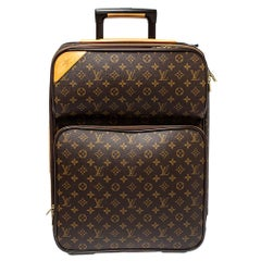 Louis Vuitton Monogram Canvas Pegase 55 Luggage