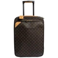 Louis Vuitton Monogram Canvas Pegase Legere 55 Luggage