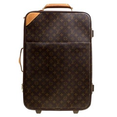 Louis Vuitton Monogram Canvas Pegase Light 55 Luggage