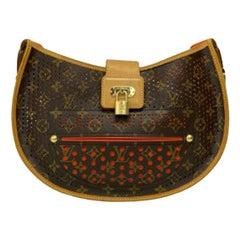 Louis Vuitton Monogram Canvas Perforated Shoulder Bag