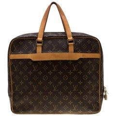 Louis Vuitton Monogram Canvas Porte Documents Pegase Soft Briefcase Bag