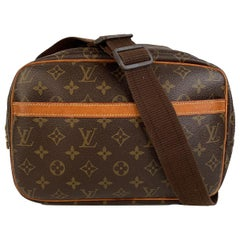 Louis Vuitton Monogram Canvas Reporter PM Crossbody Bag