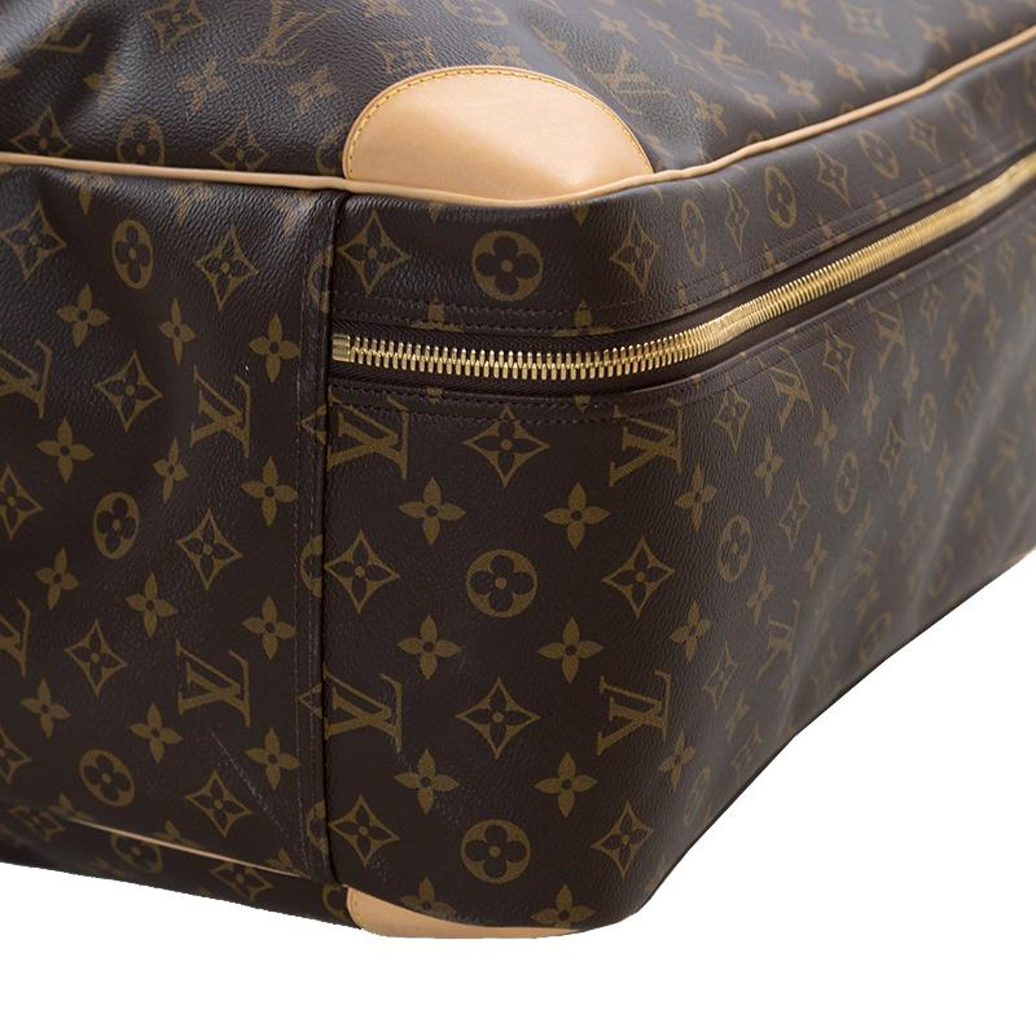 38c58c2fd886 Louis Vuitton Monogram Canvas Sirius 70 Soft Sided Suitcase at 1stdibs