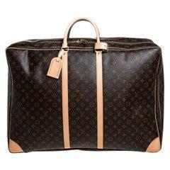 Louis Vuitton Monogram Canvas Sirius 70 Soft Sided Suitcase