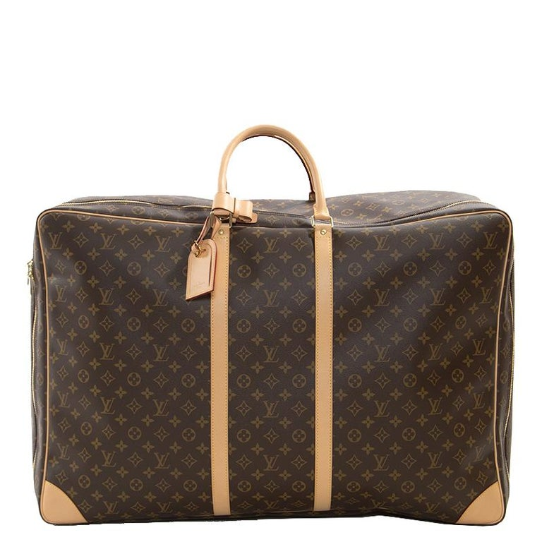 dcf9a70ad14d Louis Vuitton Monogram Canvas Sirius 70 Soft Sided Suitcase at 1stdibs
