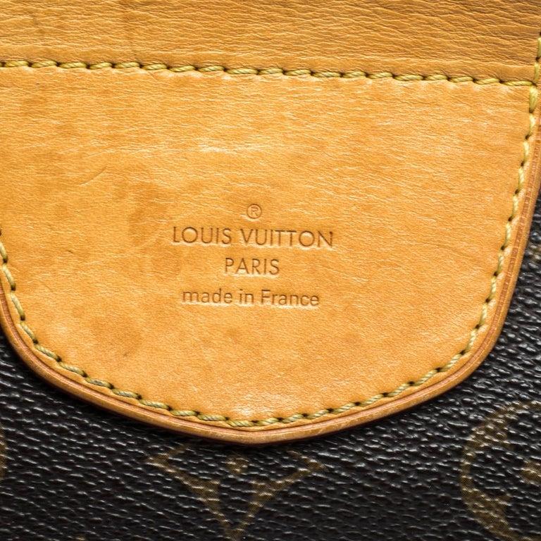 Louis Vuitton Monogram Canvas Stresa PM Bag For Sale 6