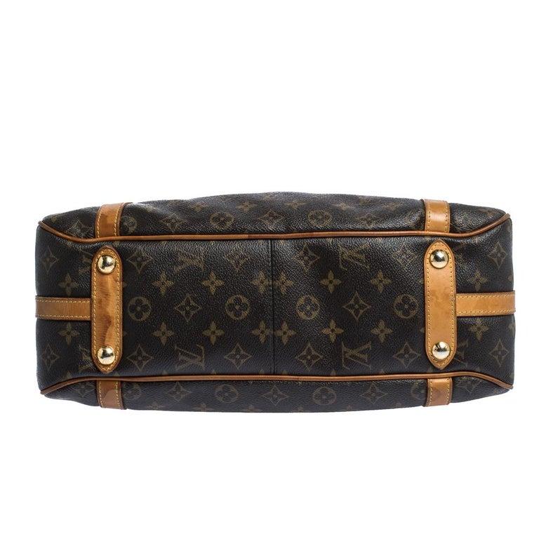 Louis Vuitton Monogram Canvas Stresa PM Bag For Sale 1