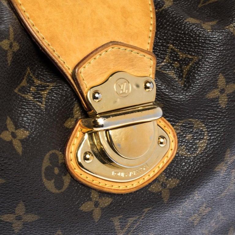 Louis Vuitton Monogram Canvas Stresa PM Bag For Sale 5
