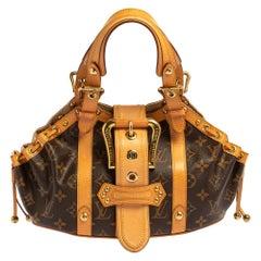 Louis Vuitton Monogram Canvas Theda GM Bag