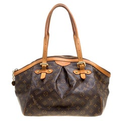 Louis Vuitton Monogram Canvas Tivoli GM Bag