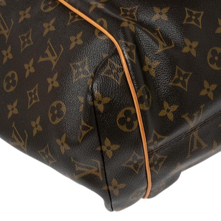 Louis Vuitton Monogram Canvas Totally MM Bag For Sale 1