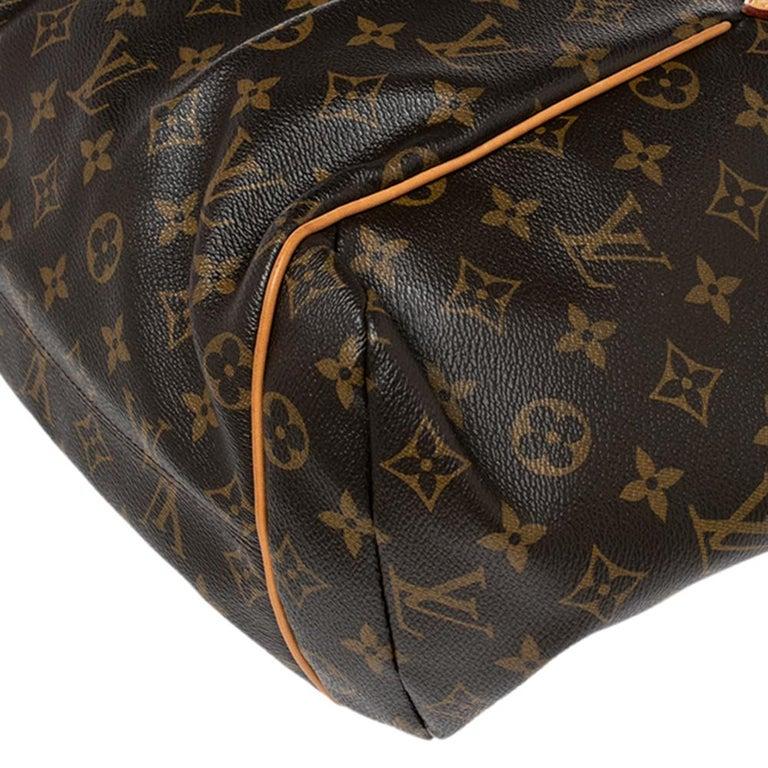 Louis Vuitton Monogram Canvas Totally MM Bag For Sale 2