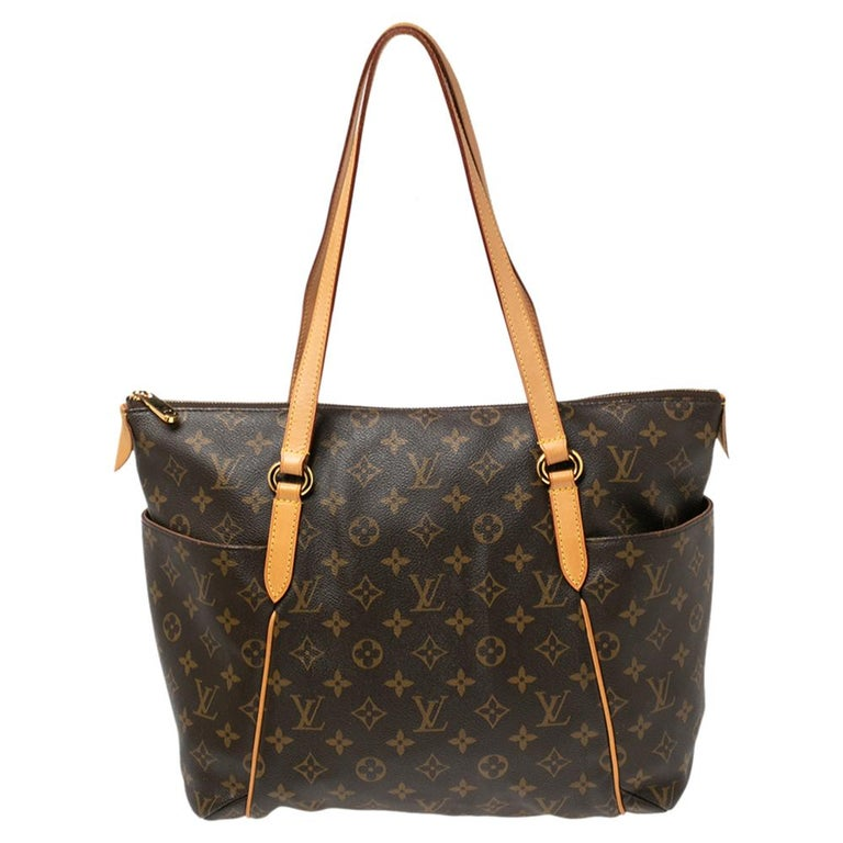 Louis Vuitton Monogram Canvas Totally MM Bag For Sale