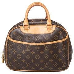 Louis Vuitton Monogram Canvas Trouville Bag