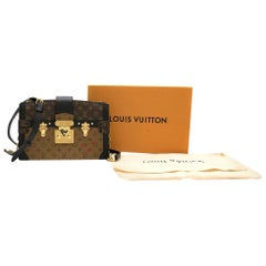Louis Vuitton Monogram Canvas Trunk Clutch