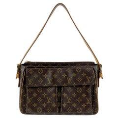 Louis Vuitton Monogram Canvas Viva Cité GM Vivacite Shoulder Bag