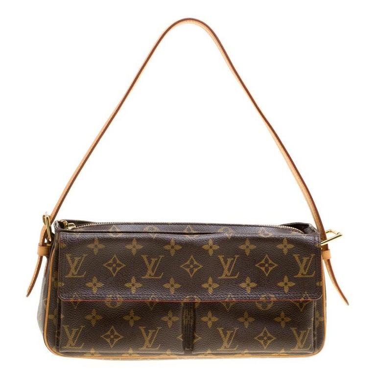 Louis Vuitton Monogram Canvas Viva Cite MM Bag For Sale at 1stdibs 851448e079