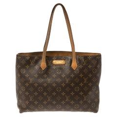 Louis Vuitton Monogram Canvas Wilshire MM Bag