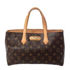 Louis Vuitton Monogram Canvas Wilshire PM Bag