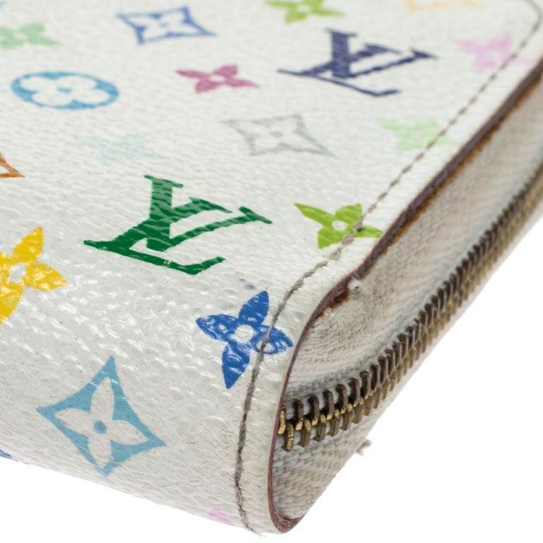 Louis Vuitton Monogram Canvas Zippy Coin Purse For Sale 1