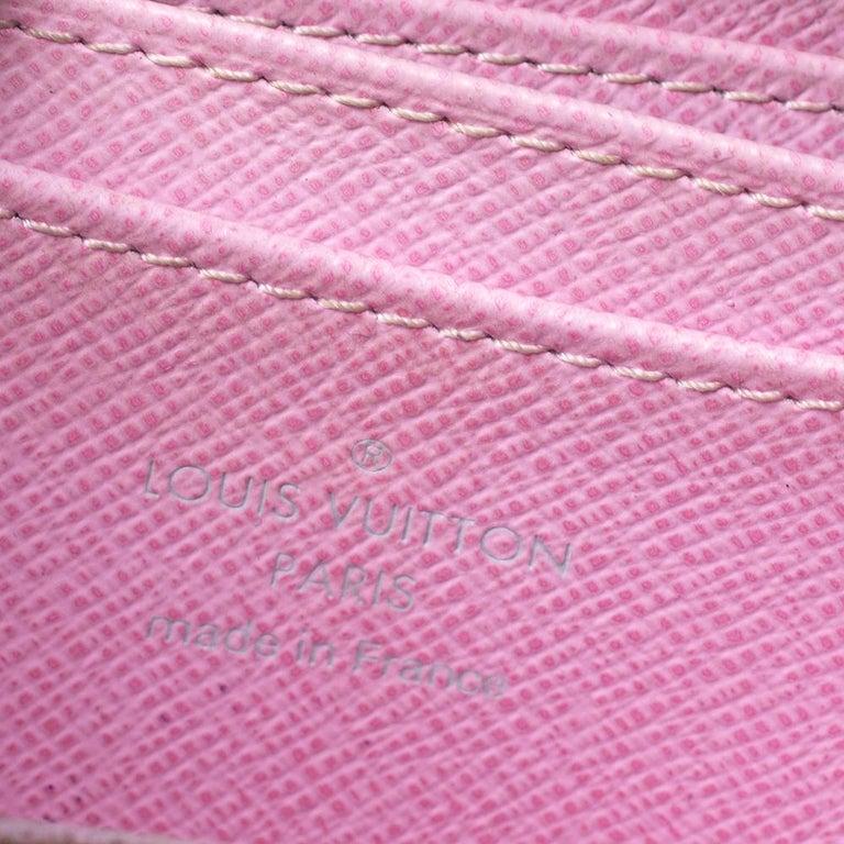 Louis Vuitton Monogram Canvas Zippy Coin Purse For Sale 4