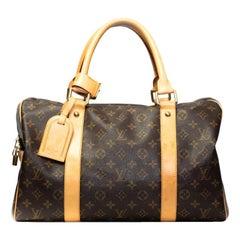 Louis Vuitton Monogram Carryall 25 Duffle Weekend Bag (2009)