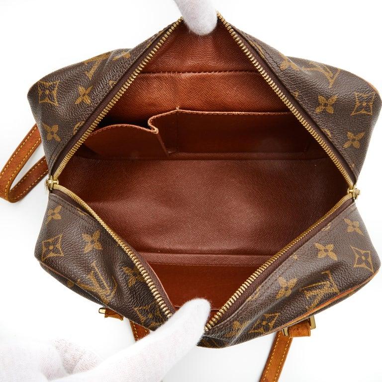 Louis Vuitton Monogram Cite Shoulder Bag (2002) For Sale 1