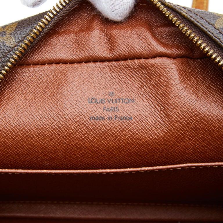 Louis Vuitton Monogram Cite Shoulder Bag (2002) For Sale 2