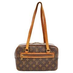 Louis Vuitton Monogram Cite Shoulder Bag (2002)