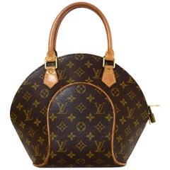Louis Vuitton Monogram Coated Canvas Ellipse PM Bag rt. $1,360