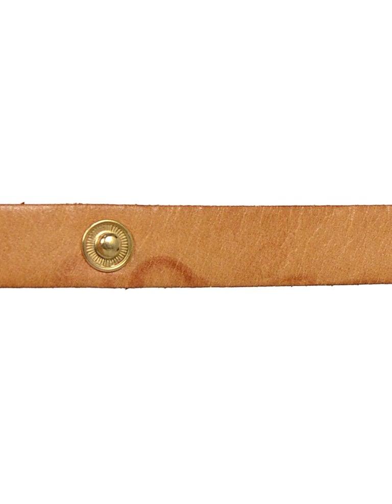 Louis Vuitton Monogram Coated Canvas Pochette Florentine Belt Bag 3
