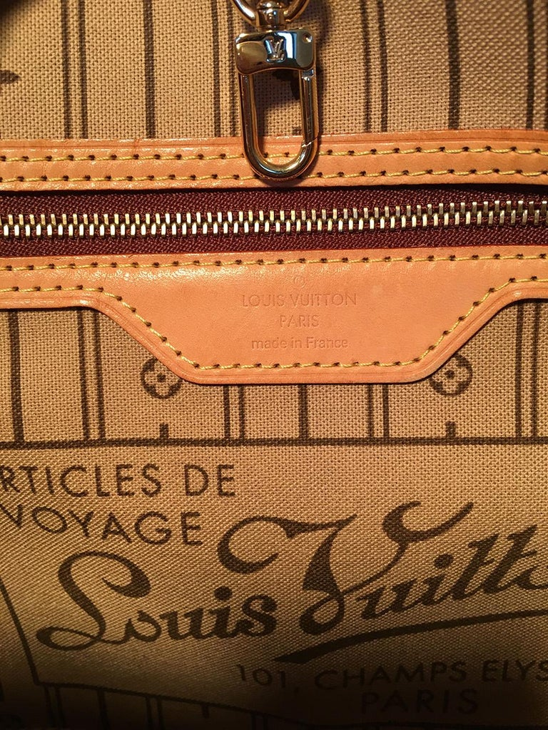 Louis Vuitton Monogram Customized Hand Painted Jewels Neverfull PM Shoulder Bag For Sale 2