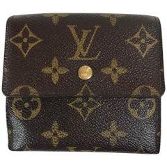Louis Vuitton Monogram Elise Wallet
