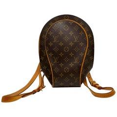 Louis Vuitton Monogram Ellipse Sac a Dos Backpack Bag, France 1998.