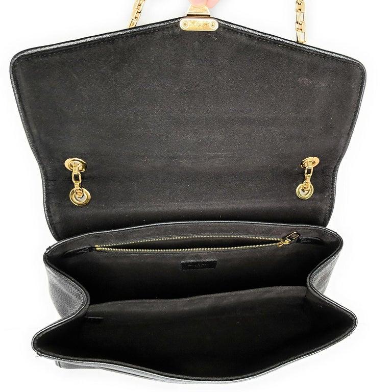 Louis Vuitton Monogram Empreinte Saint Germain MM Shoulder Bag For Sale 2