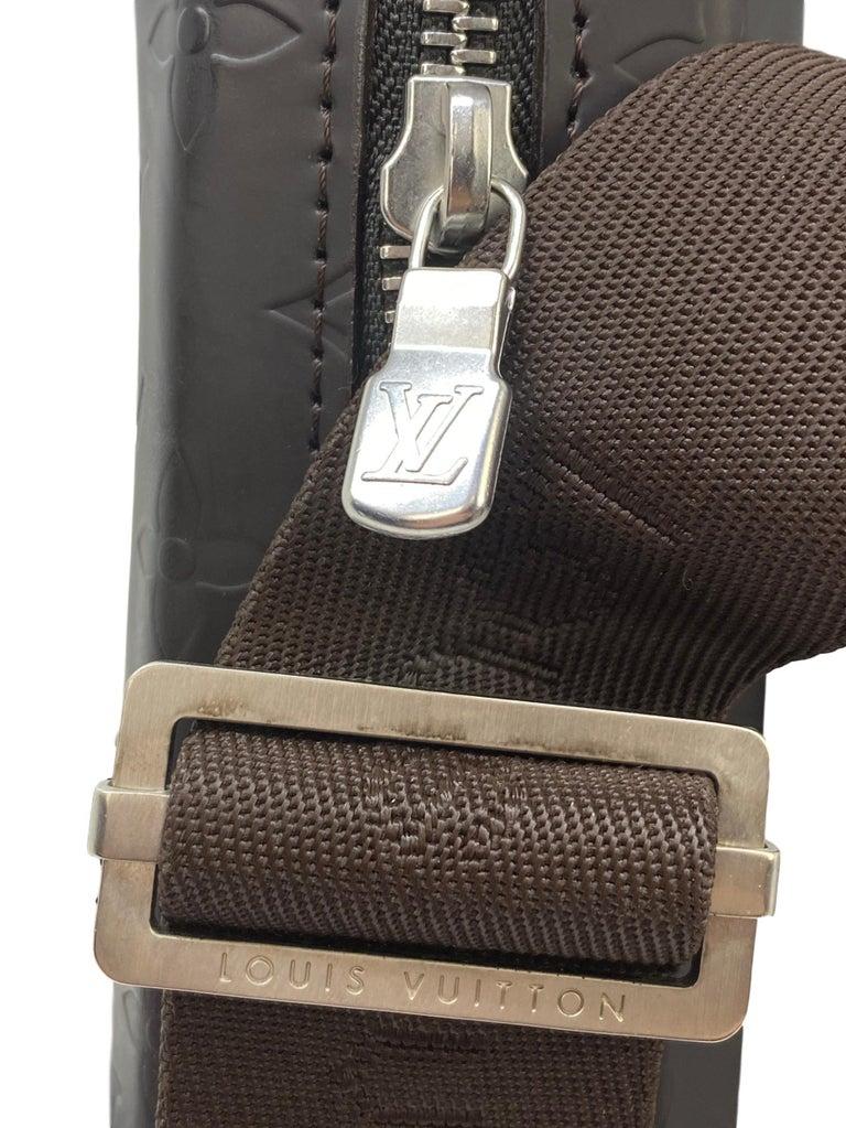 Louis Vuitton Monogram Glace Bobby Messenger Cross-body Bag 1