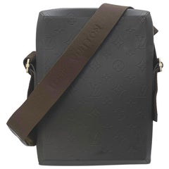 Louis Vuitton Monogram Glace Bobby Messenger Cross-body Bag