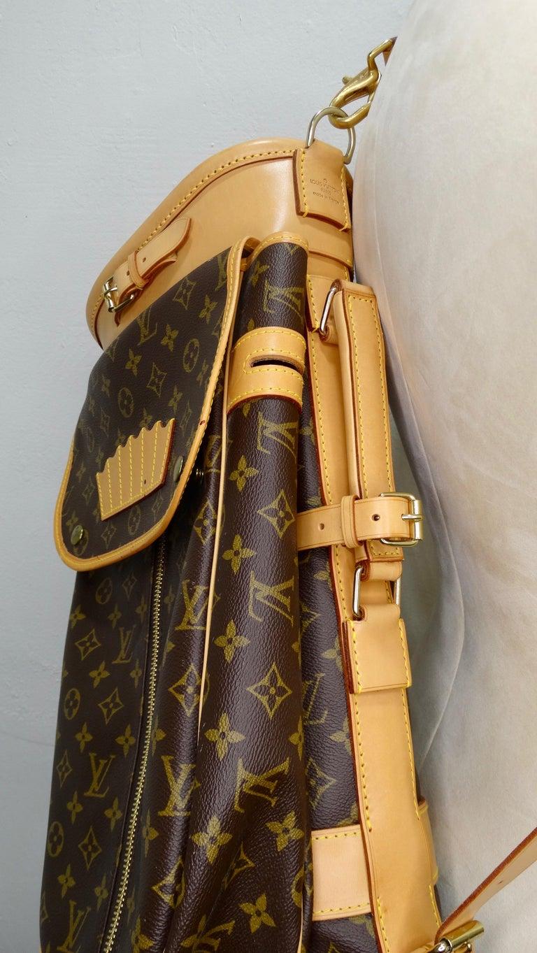 Louis Vuitton Monogram Golf Bag For Sale 5