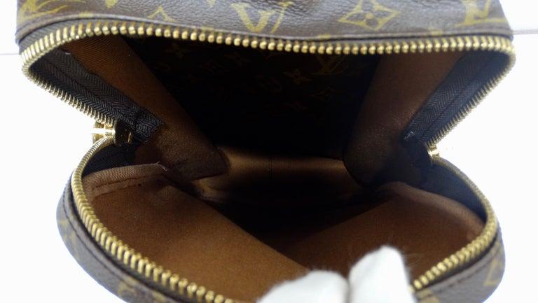 Louis Vuitton Monogram Golf Bag For Sale 8