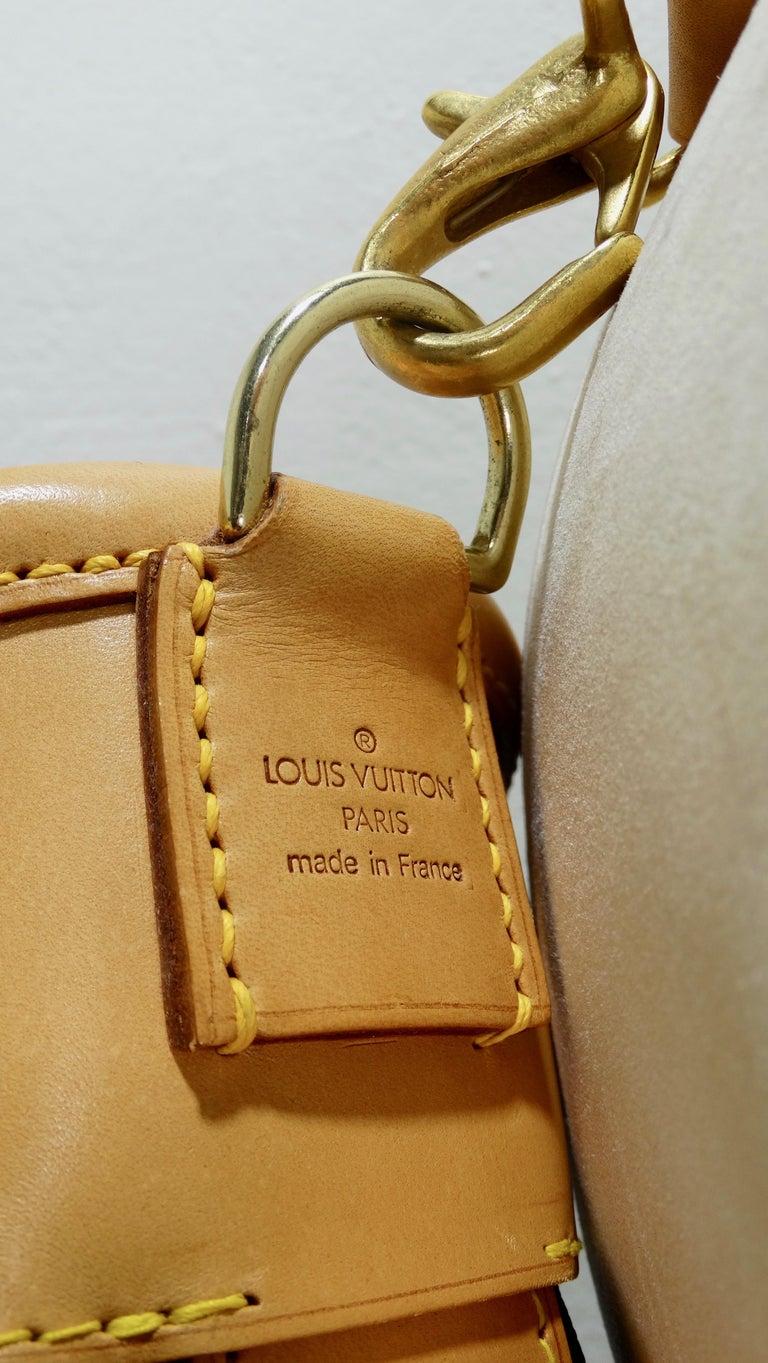 Louis Vuitton Monogram Golf Bag For Sale 10