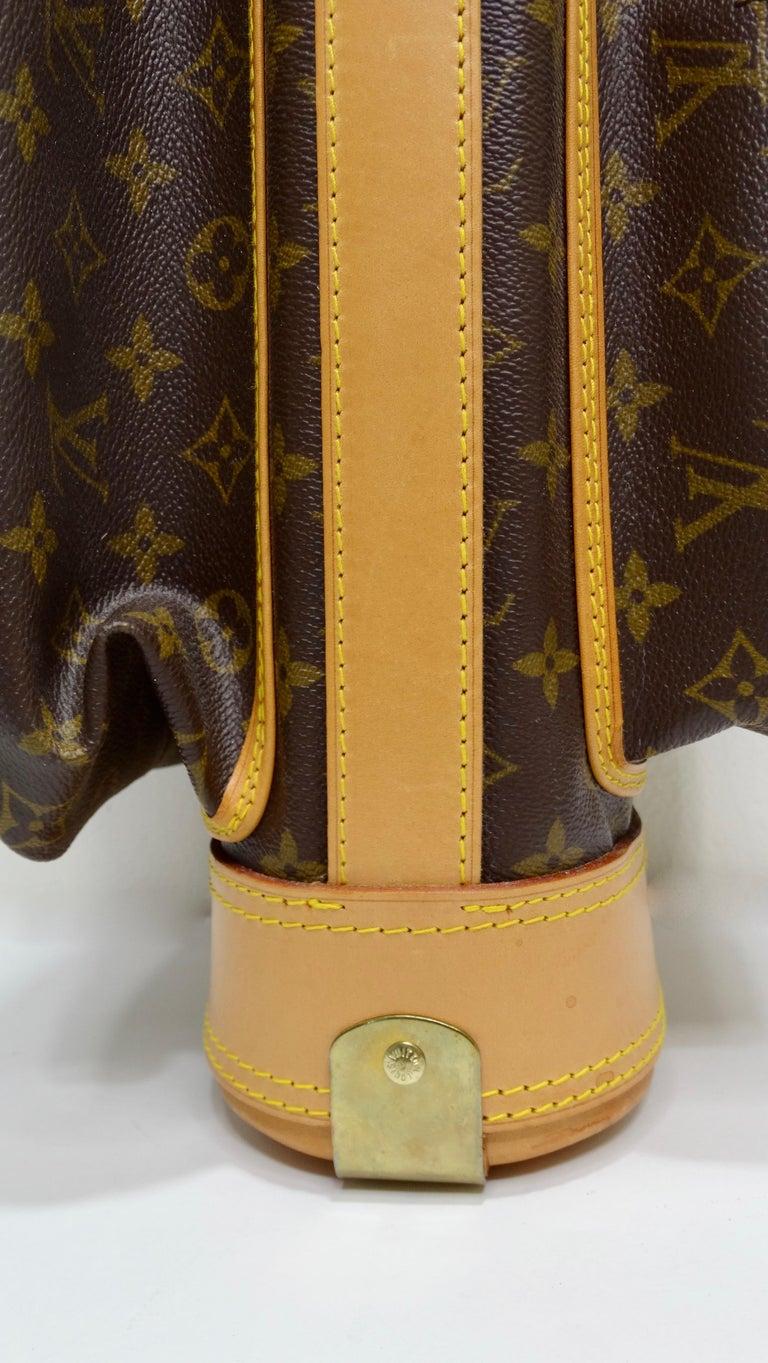 Louis Vuitton Monogram Golf Bag For Sale 1