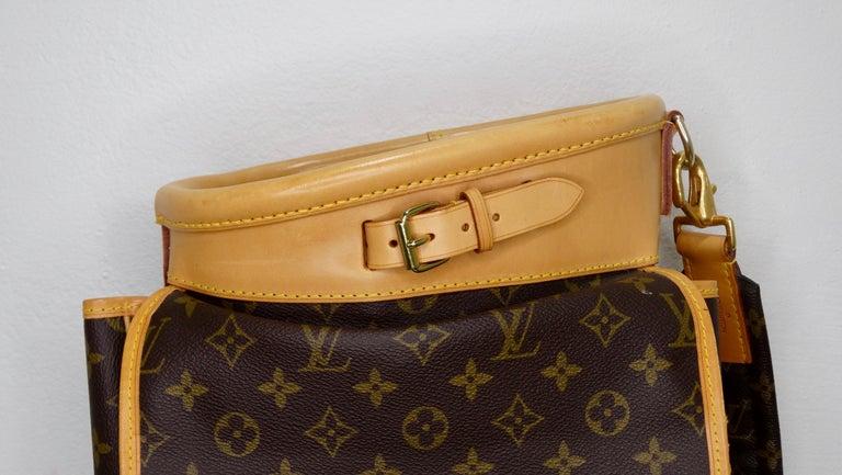 Louis Vuitton Monogram Golf Bag For Sale 4