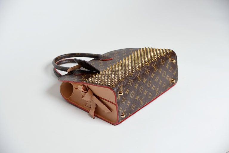Louis Vuitton Monogram Iconoclast Christian Louboutin bag For Sale 5