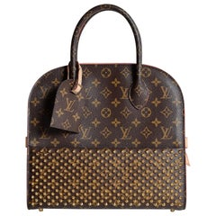 Louis Vuitton Monogram Iconoclast Christian Louboutin bag
