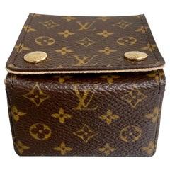 Louis Vuitton Monogram Jewelry Ring Case