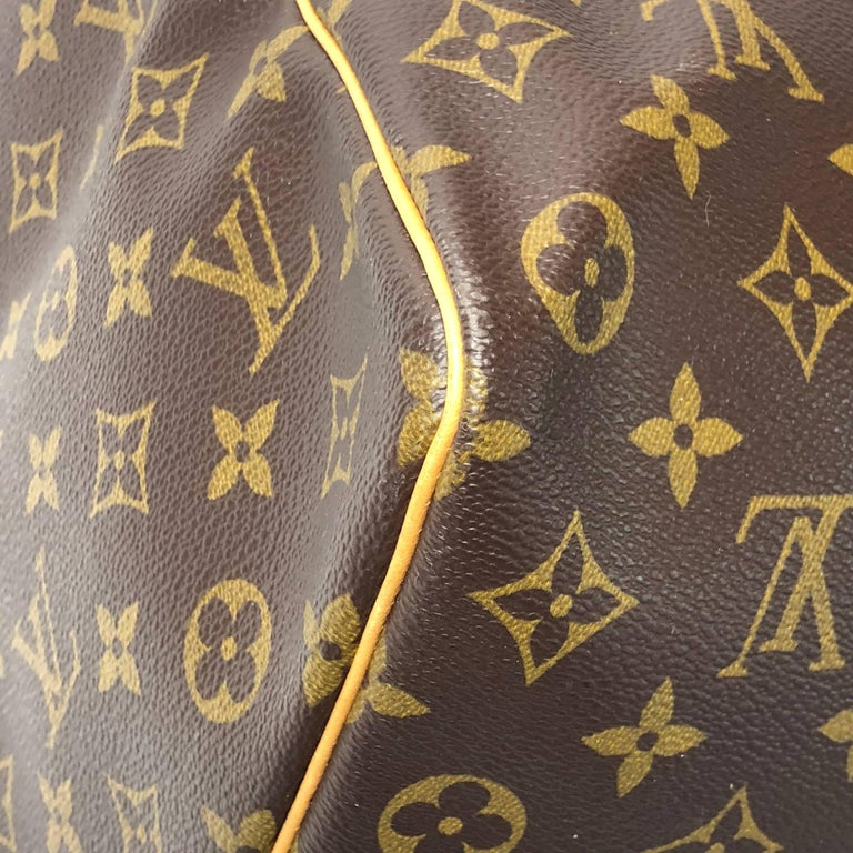 Louis Vuitton Monogram Keepall 50 Travel Bag For Sale 5
