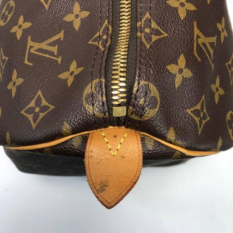 Louis Vuitton Monogram Keepall 50 Travel Bag For Sale 2