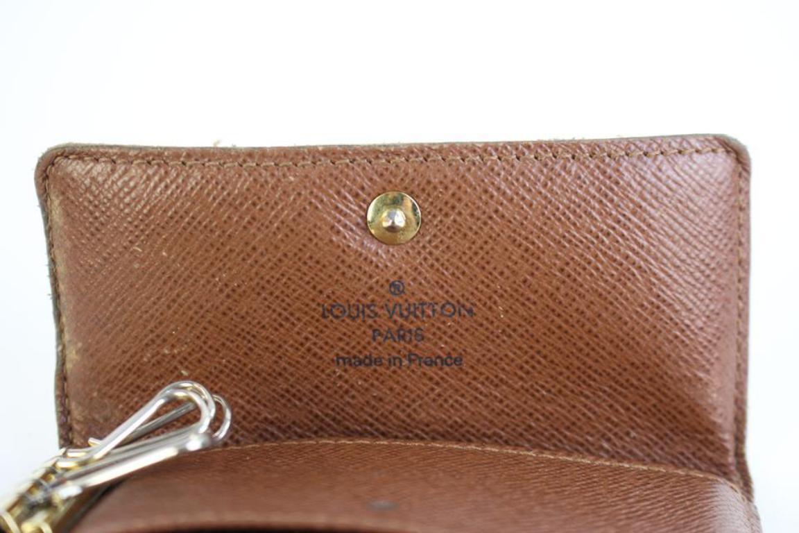 7152e52339e Louis Vuitton Key Holder Wallet - Best Photo Wallet Justiceforkenny.Org